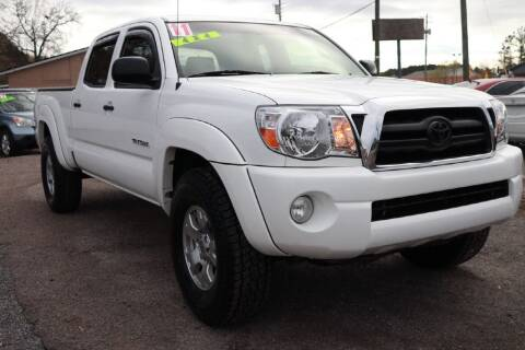 2011 Toyota Tacoma for sale at Harry's Auto Sales, LLC in Goose Creek SC