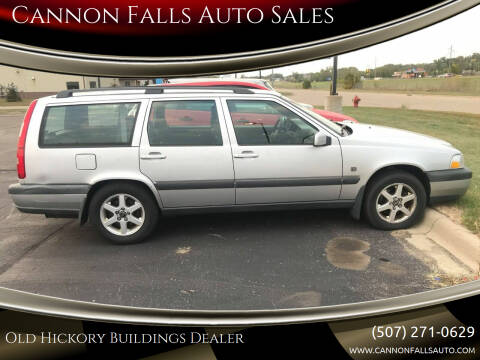 1999 Volvo V70 for sale at Cannon Falls Auto Sales in Cannon Falls MN