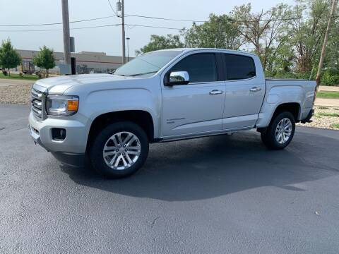 2019 GMC Canyon for sale at PREMIUM PRE-OWNED AUTOS in East Peoria IL