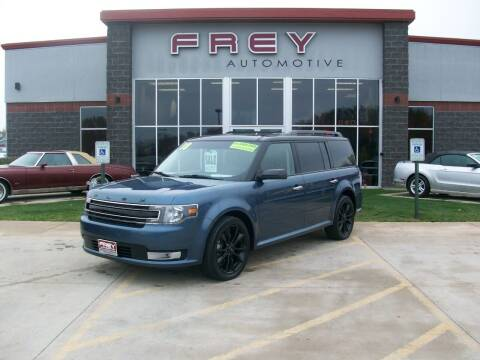 2018 Ford Flex for sale at Frey Automotive in Muskego WI