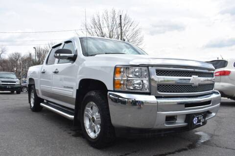2012 Chevrolet Silverado 1500 for sale at Atlas Auto in Grand Forks ND