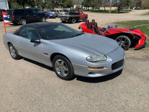 1998 Chevrolet Camaro for sale at Four Boys Motorsports in Wadena MN