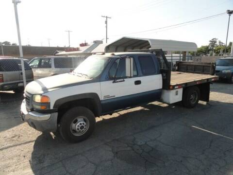 2004 GMC Sierra 3500 for sale at Gridley Auto Wholesale in Gridley CA