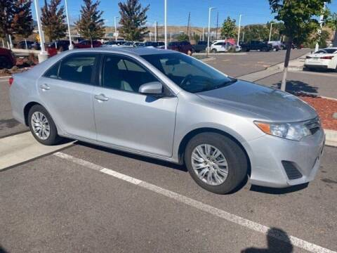 2013 Toyota Camry for sale at EMPIRE LAKEWOOD NISSAN in Lakewood CO