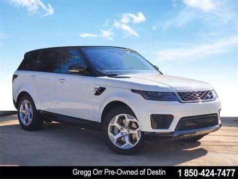 2020 Land Rover Range Rover Sport for sale at Gregg Orr Pre-Owned of Destin in Destin FL
