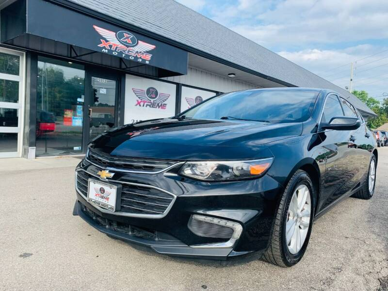 2016 Chevrolet Malibu for sale at Xtreme Motors Inc. in Indianapolis IN