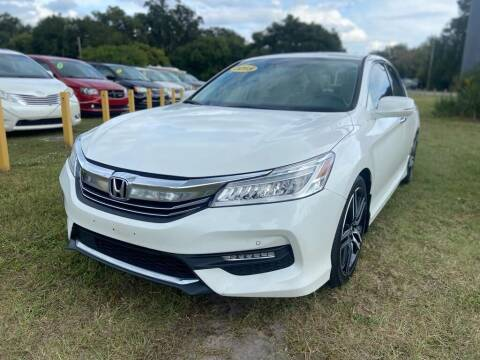 2016 Honda Accord for sale at Unique Motor Sport Sales in Kissimmee FL