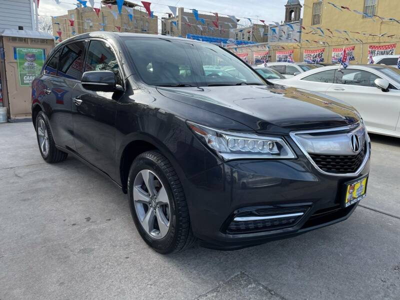 2014 Acura MDX for sale at Elite Automall Inc in Ridgewood NY
