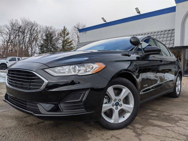 2019 Ford Fusion Energi for sale in Melrose Park, IL