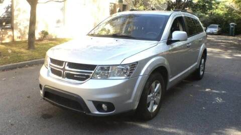 2012 Dodge Journey for sale at Cj king of car loans/JJ's Best Auto Sales in Troy MI