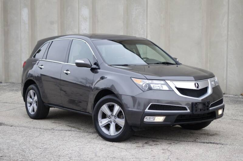 2012 Acura MDX for sale at Albo Auto in Palatine IL