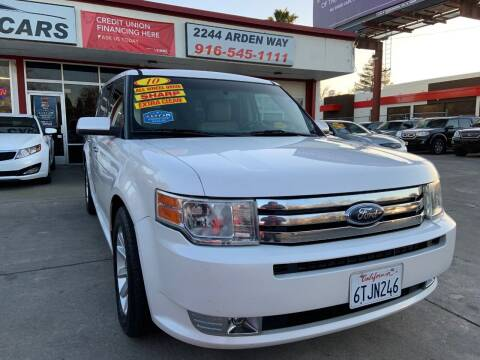 2010 Ford Flex for sale at Right Cars Auto Sales in Sacramento CA