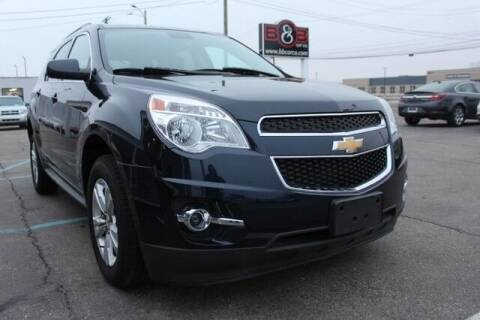 2015 Chevrolet Equinox for sale at B & B Car Co Inc. in Clinton Twp MI