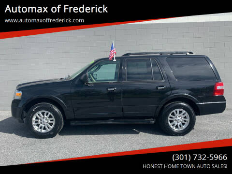 2014 Ford Expedition for sale at Automax of Frederick in Frederick MD