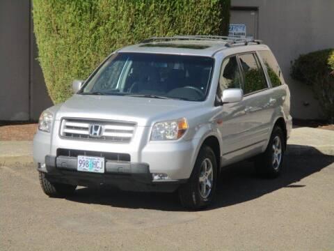 2008 Honda Pilot for sale at Select Cars & Trucks Inc in Hubbard OR