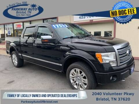 2010 Ford F-150 for sale at PARKWAY AUTO SALES OF BRISTOL in Bristol TN