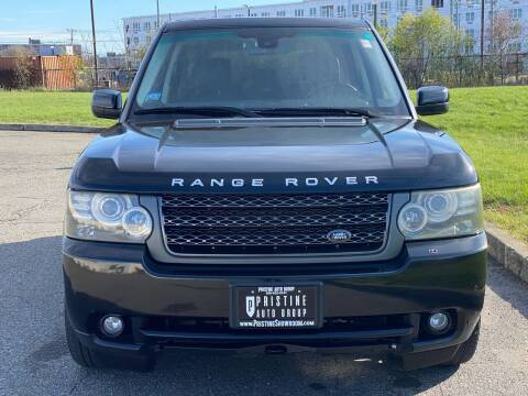 2011 Land Rover Range Rover for sale at Pristine Auto Group in Bloomfield NJ