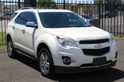 2014 Chevrolet Equinox for sale at Avanesyan Motors in Orem UT