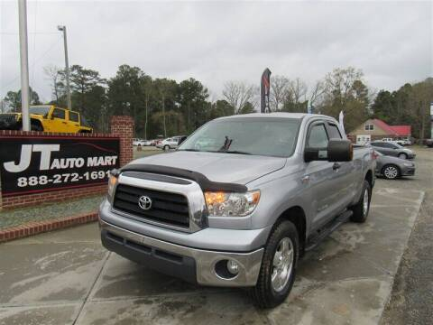 2007 Toyota Tundra for sale at J T Auto Group in Sanford NC