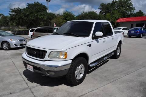 2003 Ford F-150 for sale at STEPANEK'S AUTO SALES & SERVICE INC. in Vero Beach FL