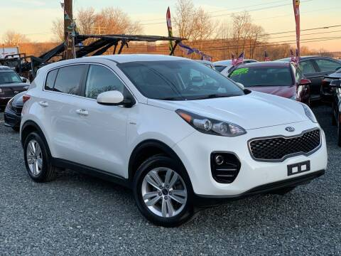 2018 Kia Sportage for sale at A&M Auto Sales in Edgewood MD