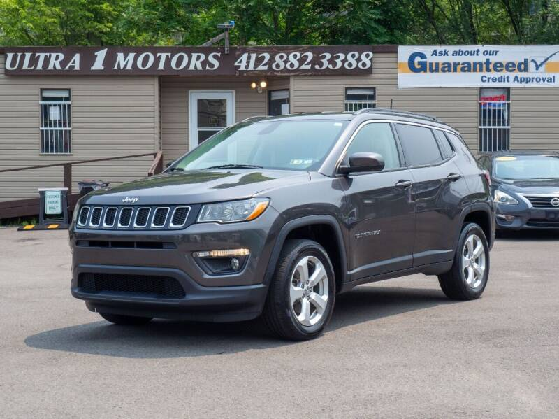 2017 Jeep Compass for sale at Ultra 1 Motors in Pittsburgh PA