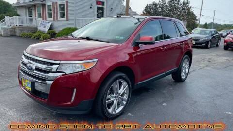 2014 Ford Edge for sale at RBT Automotive LLC in Perry OH