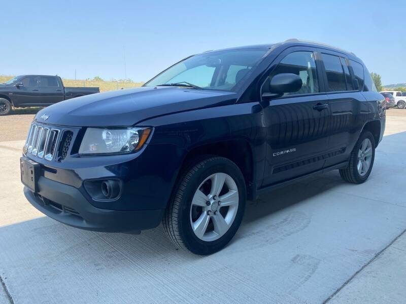2017 Jeep Compass for sale at Platinum Car Brokers in Spearfish SD