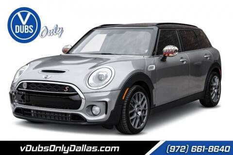 2016 MINI Clubman for sale at VDUBS ONLY in Dallas TX