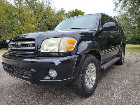 2004 Toyota Sequoia for sale at Empire Auto Remarketing in Shawnee OK