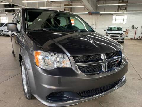 2019 Dodge Grand Caravan for sale at John Warne Motors in Canonsburg PA