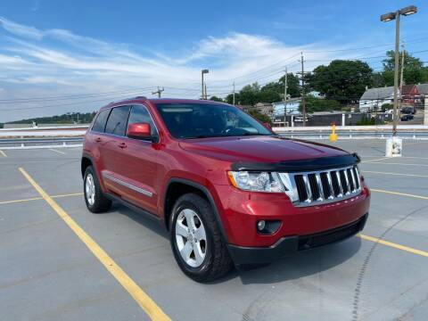 2011 Jeep Grand Cherokee for sale at JG Auto Sales in North Bergen NJ