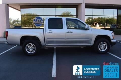 2011 Chevrolet Colorado for sale at GOLDIES MOTORS in Phoenix AZ