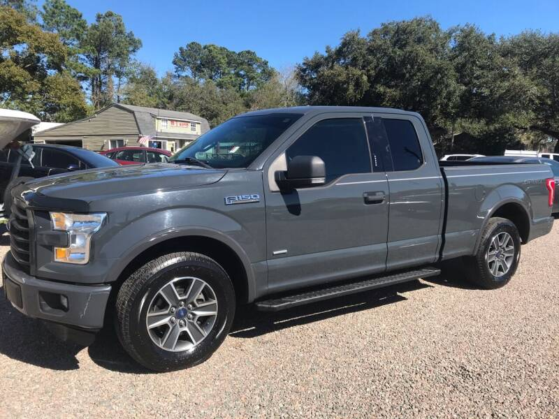 2016 Ford F-150 for sale at #1 Auto Liquidators in Yulee FL