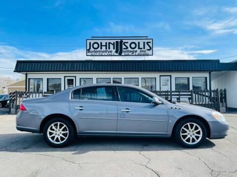 2007 Buick Lucerne for sale at John Solis Automotive Village in Idaho Falls ID