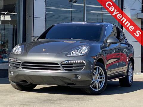 2011 Porsche Cayenne for sale at Carmel Motors in Indianapolis IN