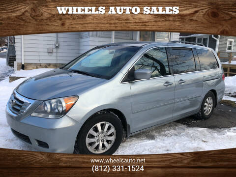 2008 Honda Odyssey for sale at Wheels Auto Sales in Bloomington IN