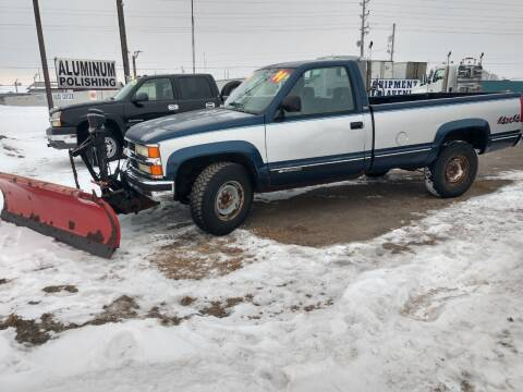 1994 Chevrolet C/K 2500 Series for sale at Kull N Claude in Saint Cloud MN