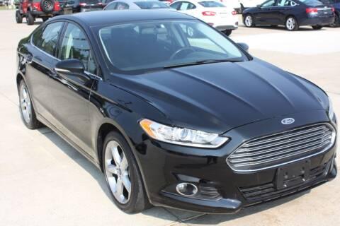 2016 Ford Fusion for sale at Sandusky Auto Sales in Sandusky MI