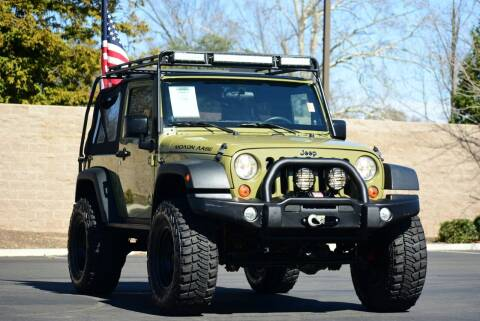 2013 Jeep Wrangler for sale at Sac Truck Depot in Sacramento CA