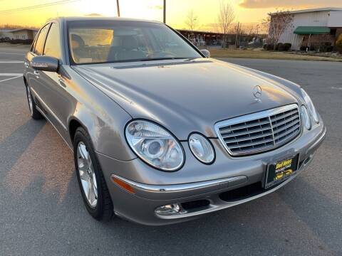 2003 Mercedes-Benz E-Class for sale at Shell Motors in Chantilly VA