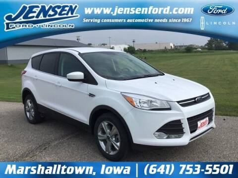 2015 Ford Escape for sale at JENSEN FORD LINCOLN MERCURY in Marshalltown IA