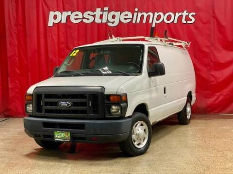 2012 Ford E-Series Cargo for sale at Prestige Imports in St Charles IL