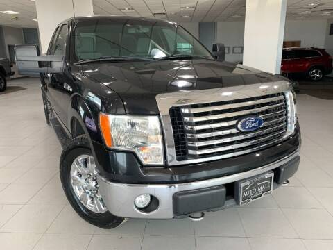2011 Ford F-150 for sale at Auto Mall of Springfield in Springfield IL
