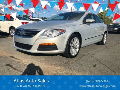 2012 Volkswagen CC for sale at Atlas Auto Sales in Smyrna GA