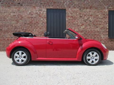 2007 Volkswagen New Beetle for sale at Styln Motors in El Paso IL