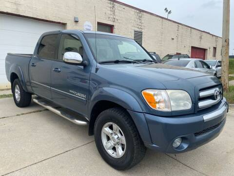 2006 Toyota Tundra for sale at Godwin Motors in Laurel MD