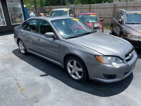 2008 Subaru Legacy for sale at Selective Wheels in Windber PA