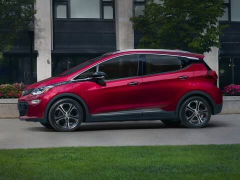 2021 Chevrolet Bolt EV for sale at CHEVROLET OF SMITHTOWN in Saint James NY