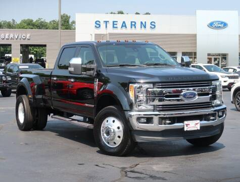 2017 Ford F-450 Super Duty for sale at Stearns Ford in Burlington NC
